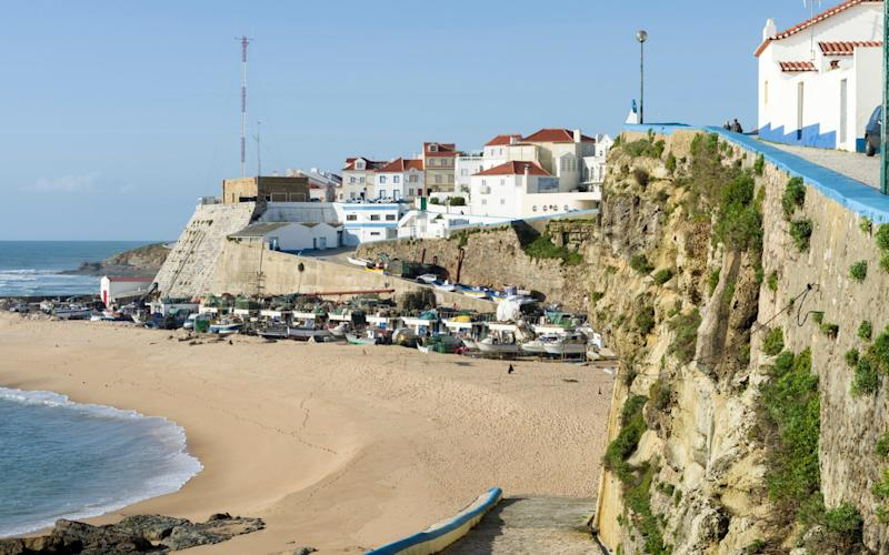 The sea wall is dangerous, locals have said - Universal Images Group Editorial