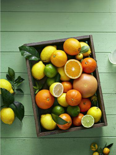 <p>Before juicing citrus fruits, roll them back and forth on your kitchen counter to better release liquid from the segments inside.</p>