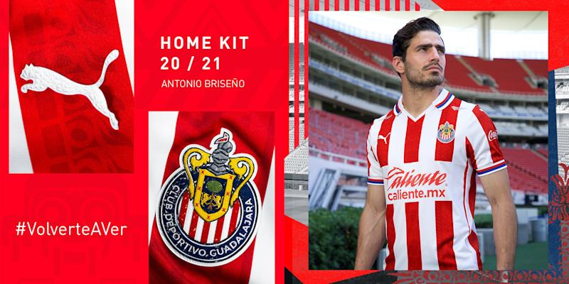 Chivas playera local Apertura 2020