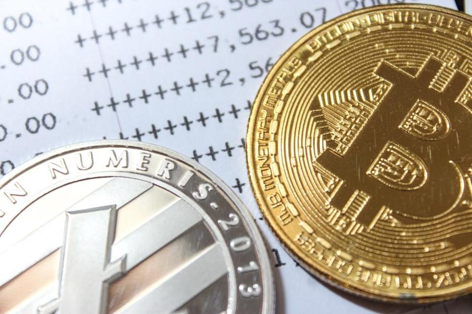 Litecoin is proving the best performing major cap crypto asset during the weekend. | Source: Shutterstock