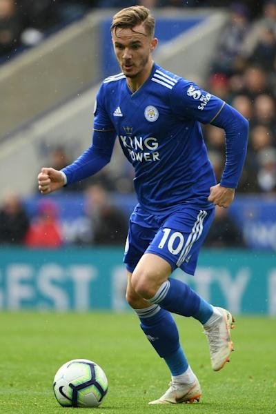 James Maddison has made a big impact since making a summer move from Norwich to Leicester