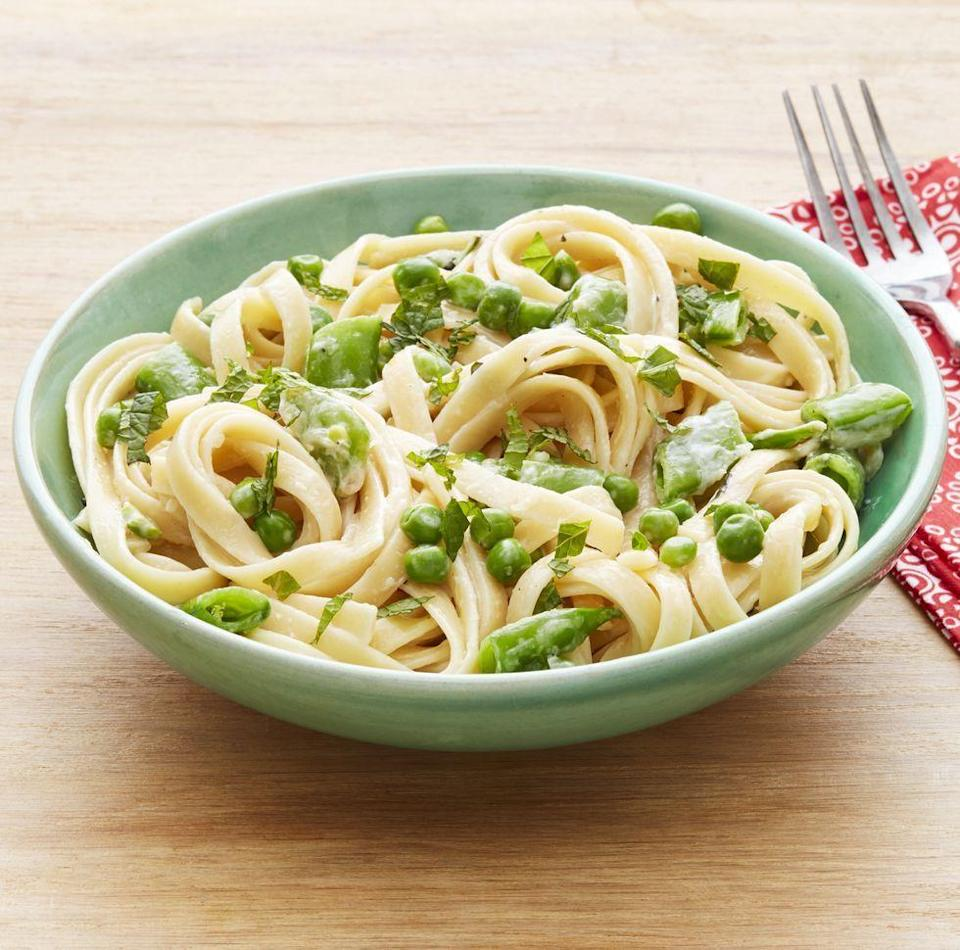 "<p>Did you know? Primavera is quite literally the Italian word for ""spring""—so there's no mistaking the seasonality of this fresh, minty pasta.</p><p><strong><a href=""https://www.thepioneerwoman.com/food-cooking/recipes/a32628756/pasta-primavera-with-peas-and-mint-recipe/"" rel=""nofollow noopener"" target=""_blank"" data-ylk=""slk:Get the recipe"" class=""link rapid-noclick-resp"">Get the recipe</a>.</strong></p><p><strong><a class=""link rapid-noclick-resp"" href=""https://go.redirectingat.com?id=74968X1596630&url=https%3A%2F%2Fwww.walmart.com%2Fsearch%2F%3Fquery%3Dcooking%2Btools&sref=https%3A%2F%2Fwww.thepioneerwoman.com%2Ffood-cooking%2Fmeals-menus%2Fg35589850%2Fmothers-day-dinner-ideas%2F"" rel=""nofollow noopener"" target=""_blank"" data-ylk=""slk:SHOP COOKING TOOLS"">SHOP COOKING TOOLS</a></strong></p>"