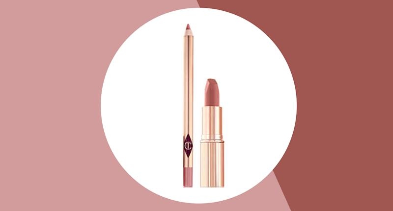 Charlotte Tilbury Pillow Talk Lip Kit is on sale
