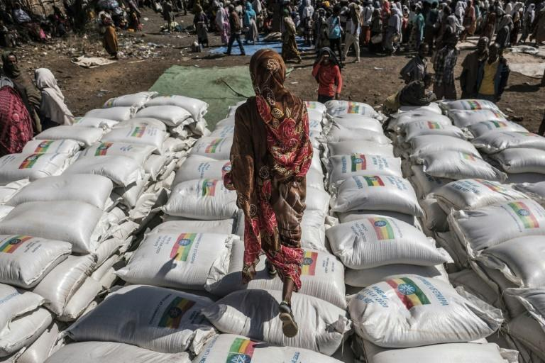 Humanitarian aid organisations have struggled to access Tigray