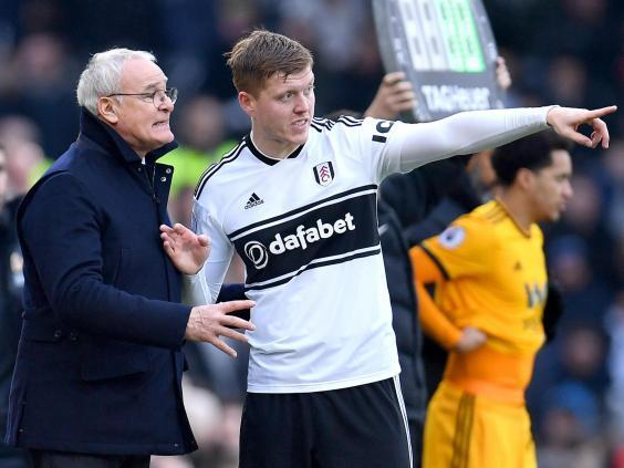 The Fulham manager is keen to add experience to his young defence (Getty)