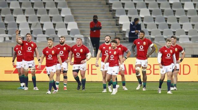 The Lions were emphatic winners at Cape Town Stadium