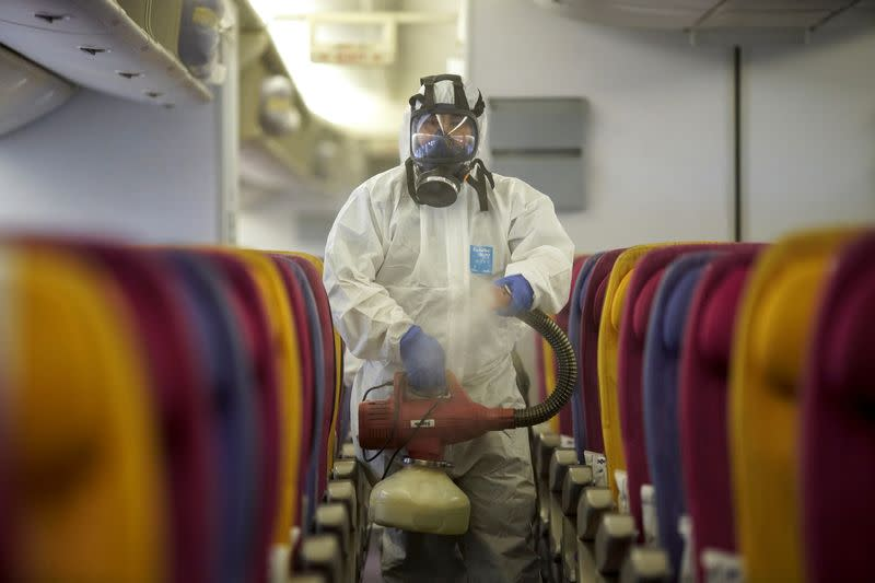 For airlines, China boom now exposes them to risk as coronavirus slams market