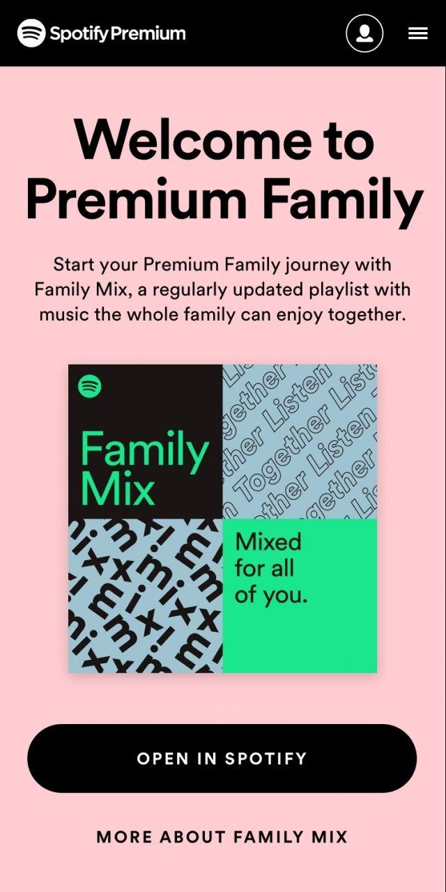 Spotify launches upgraded Premium Family Plan