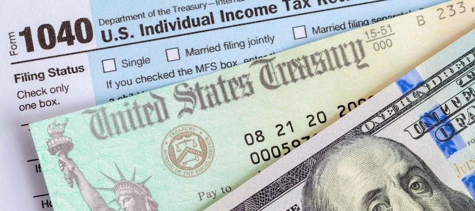 To get the next stimulus check, you may need to hustle with your taxes