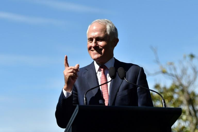 Australia's Prime Minister Malcolm Turnbull to meet with US President Donald Trump to mark the 75th Anniversary of the Battle of the Coral Sea