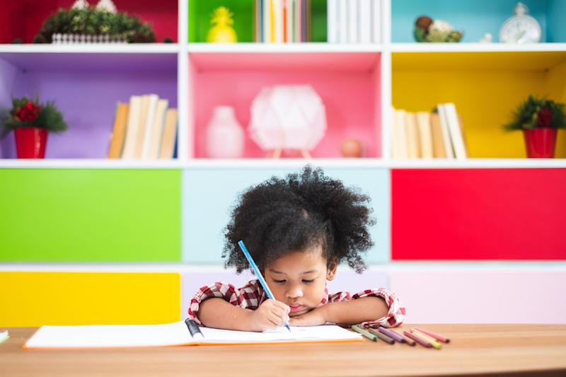 Get kids to mail a letter, or worry. (Nattakorn Maneerat via Getty Images)