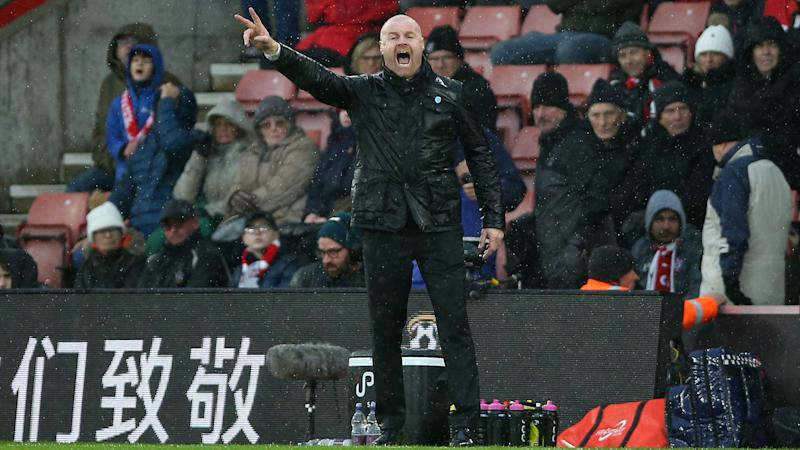 Sean Dyche admits Southampton's matchday programme helped Burnley to victory