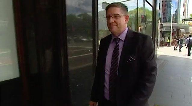 Victim Phil Wright said the community chastised people who made claims against the dentist. Source: 7 News