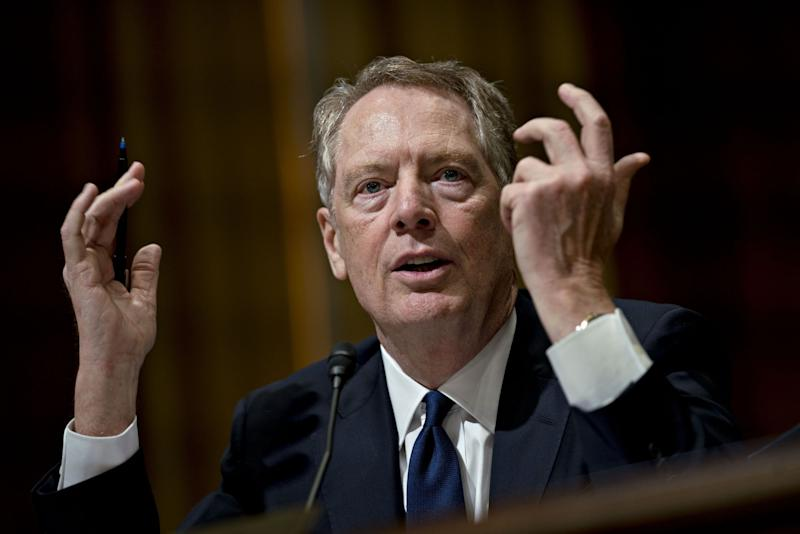Lighthizer Says Vietnam Must Cut Its Trade Surplus With U.S.