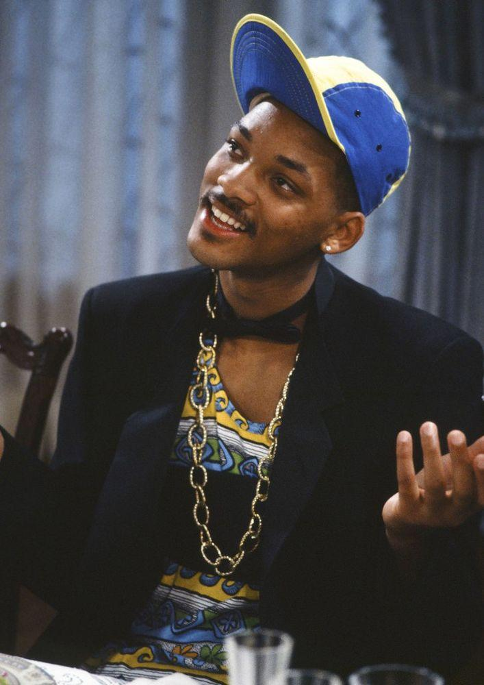 Will Smith in <em>The Fresh Prince of Bel Air</em>