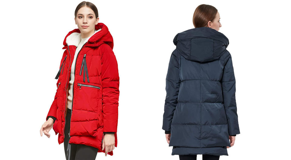 The Orolay Thickened Down Jacket (Photo: Amazon)
