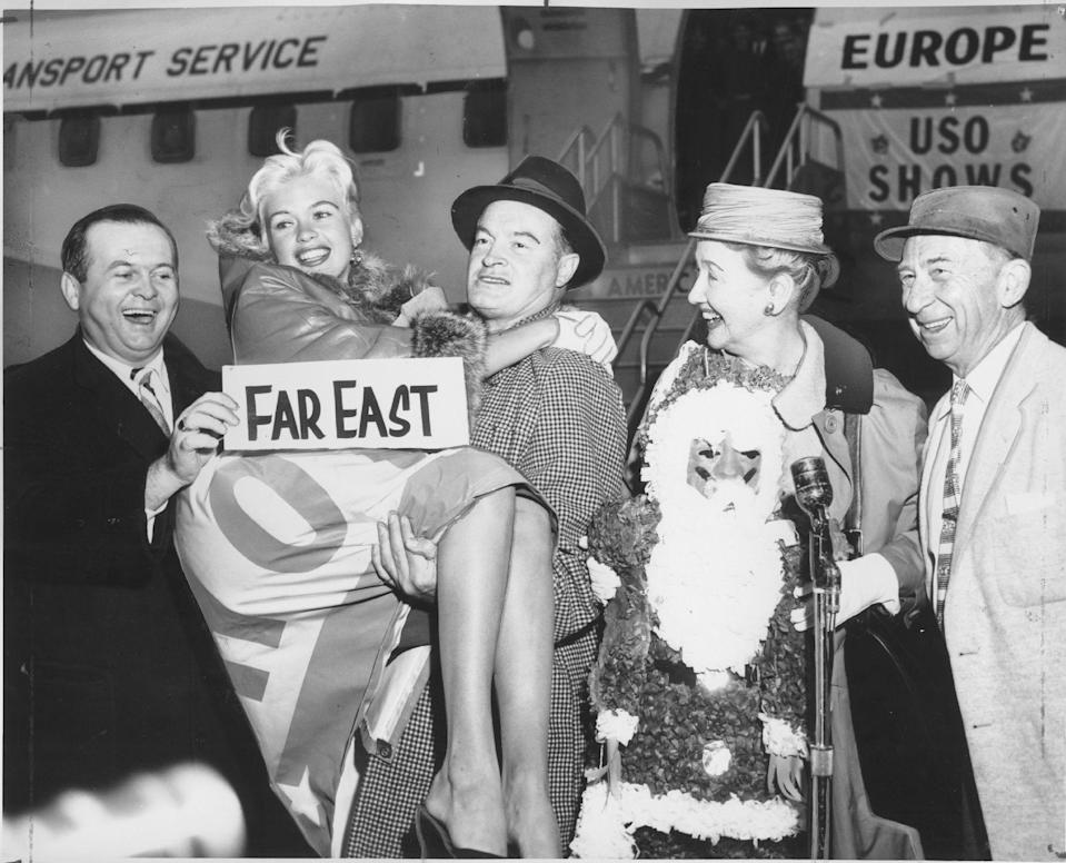 <p>There is something magical about the glamour of old Hollywood, especially under festive, glimmering lights during the holiday season. From parties and presents to decorating the tree, these celebrities pulled off any celebration with style. Let's take a look back at the stars of yesteryear spreading a little yuletide cheer. </p>