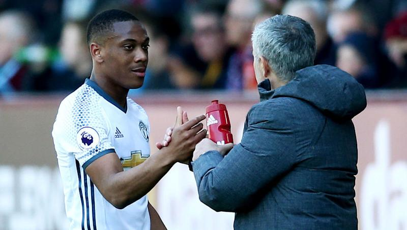 REVEALED: The Numbers Behind Anthony Martial's Sudden Return to Form for Man Utd