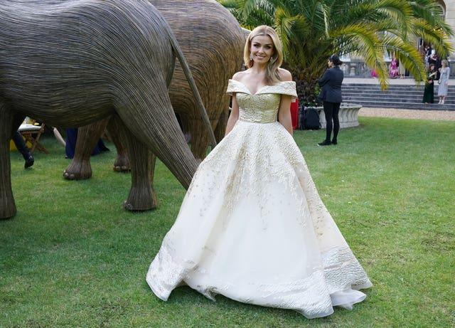 Katherine Jenkins at the A Starry Night In The Nilgiri Hills charity event