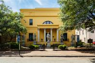 """<p><strong>Tell me: What's this place all about?</strong> Telfair Museums is a collection of three unique sites in <a href=""""https://www.cntraveler.com/destinations/savannah?mbid=synd_yahoo_rss"""" rel=""""nofollow noopener"""" target=""""_blank"""" data-ylk=""""slk:Savannah"""" class=""""link rapid-noclick-resp"""">Savannah</a>'s Historic District—all within walking distance of one another. A $20 ticket (discounts available for seniors, military, children, etc.) is valid for one week and includes access to all three sites that make up the institution: First is Telfair Academy, a two-story mansion and former home of Alexander Telfair, whose family was one of the most prominent in Georgia during much of the eighteenth and nineteenth centuries. Located at the corner of Barnard and West State streets, the Neoclassical Regency-style mansion was designed by abolitionist William Jay and built in 1819; in 1875, the house was bequeathed to the Georgia Historical Society as a museum. Stop in for a self-guided tour of the stately nineteenth-century period rooms as well as paintings, works on paper, sculpture, and decorative arts from the museum's permanent collection. Second, and across the square from Telfair Academy, sits the Jepson Center for the Arts, an expansive and modern building designed by world-renowned architect Moshe Safdie, offering educational programs, traveling exhibitions, and an expanding collection of modern and contemporary art. Its TechSpace houses interactive technology-based exhibits and games for all ages, while the ArtZeum is a kid-friendly gallery designed for playful hands-on learning activities. Third is the <a href=""""https://www.cntraveler.com/activities/savannah/owens-thomas-house-and-slave-quarters?mbid=synd_yahoo_rss"""" rel=""""nofollow noopener"""" target=""""_blank"""" data-ylk=""""slk:Owens-Thomas House & Slave Quarters"""" class=""""link rapid-noclick-resp"""">Owens-Thomas House & Slave Quarters</a>, another Jay-designed, Regency-style mansion of the 19th century, located a seven-minute walk f"""