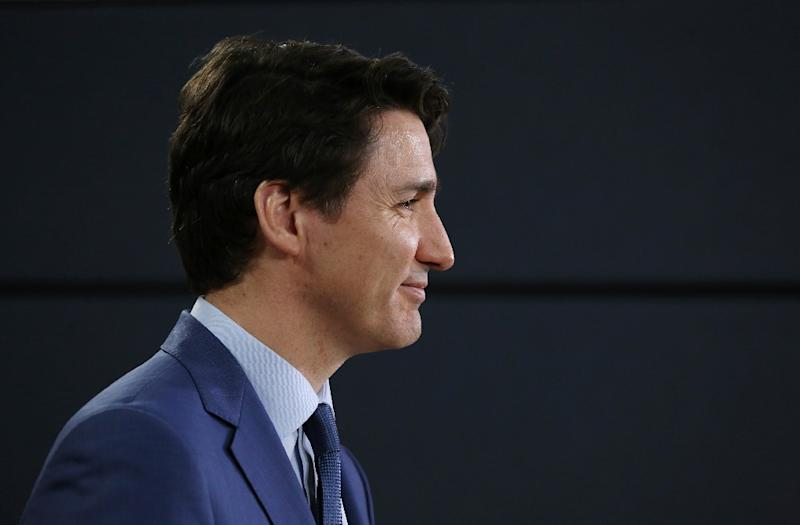 Canadian ex-attorney general releases secret recording implicating Trudeau