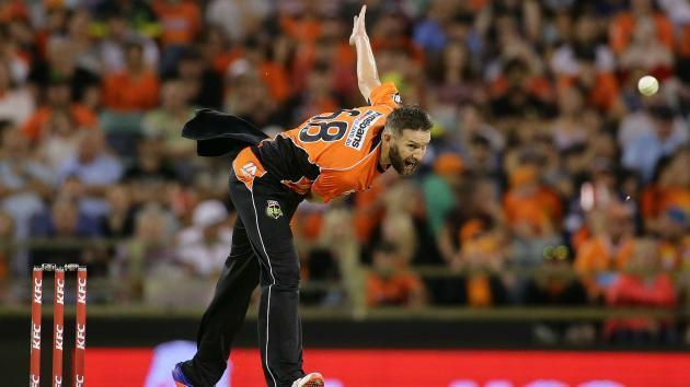 Australia call up Tye for India T20 series