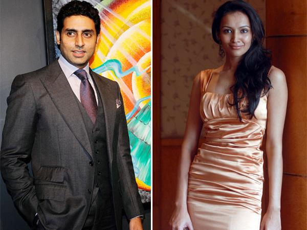 Abhishek Bachchan & Dipannita Sharma: After a brief  engagement with Karisma Kapoor, Abhishek Bachchan dated  model-turned-actress Dipannita Sharma! News has it that they dated for a  year before Bachchan Jr met and married Aishwarya Rai.
