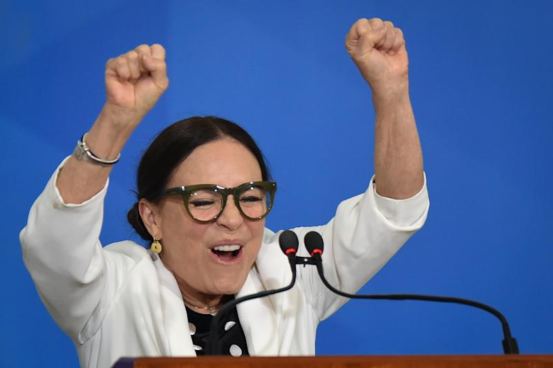 """Fui e continuo sendo conservadora""; diz atriz Regina Duarte (Photo by Andre Borges/NurPhoto via Getty Images)"