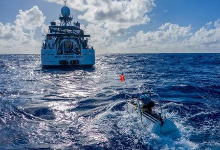 Plastic found during historic ocean dive in Mariana Trench