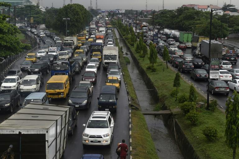 Africa's two most populous cities, Lagos and Kinshasa, are among those at highest risk environmentally