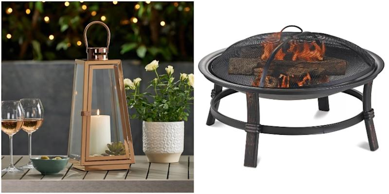 Extend the life of patio season with these 7 cozy patio buys.