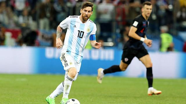 Lionel Messi is as good as Cristiano Ronaldo, but the Croatia star says the Albiceleste cannot just rely on the Barcelona forward