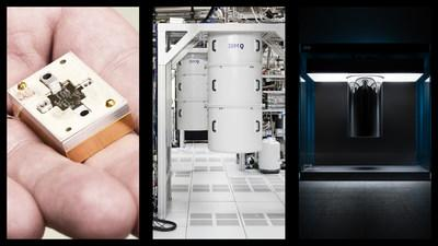 IBM and Fraunhofer-Gesellschaft announced an agreement to partner in the area of quantum computing with the goal of advancing the research and experimentation in Germany. Developed by IBM Research, the IBM Q System One is optimized for the quality, stability, reliability, and reproducibility of multi-qubit operations to enable state-of-the-art quantum computational research for science and industry. It will be the first installation of its kind in Europe. Credit: IBM Research