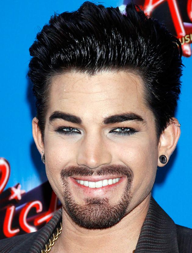 Adam Lambert photos: Remember this look? He's almost unrecognizable.
