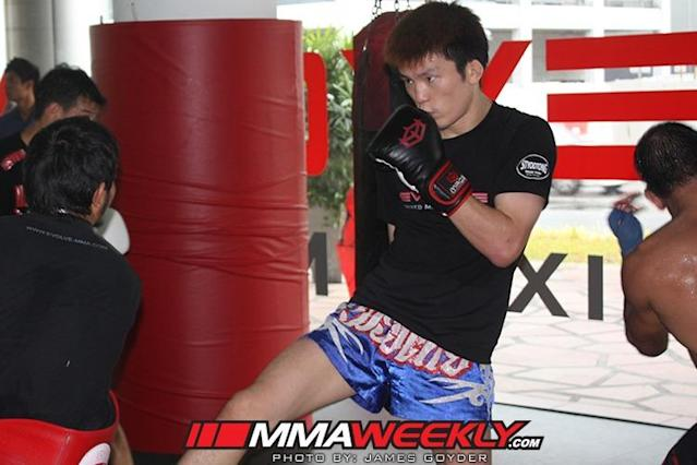 Shinya Aoki is Relishing the Challenge of Facing Kamal Shalorus at ONE FC's Dubai Debut
