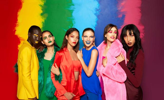"<p>""We wanted to showcase that everyone is welcome at Milly through our diverse casting and the creative direction of the campaign. I am always inspired by what is happening around me and through Milly we are continuing to champion our belief in equality and inclusiveness,"" said Michelle Smith, co-founder and creative director of Milly in a press release.<br><strong>Photographer</strong>: Sagmeister & Walsh<br>(Photo: courtesy of Milly) </p>"