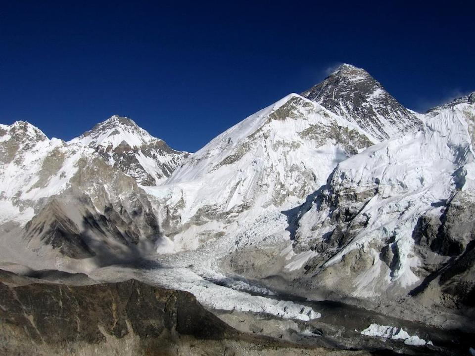 Nepal is home to some 3,000 glacial lakes (AFP Photo/Subel Bhandari)
