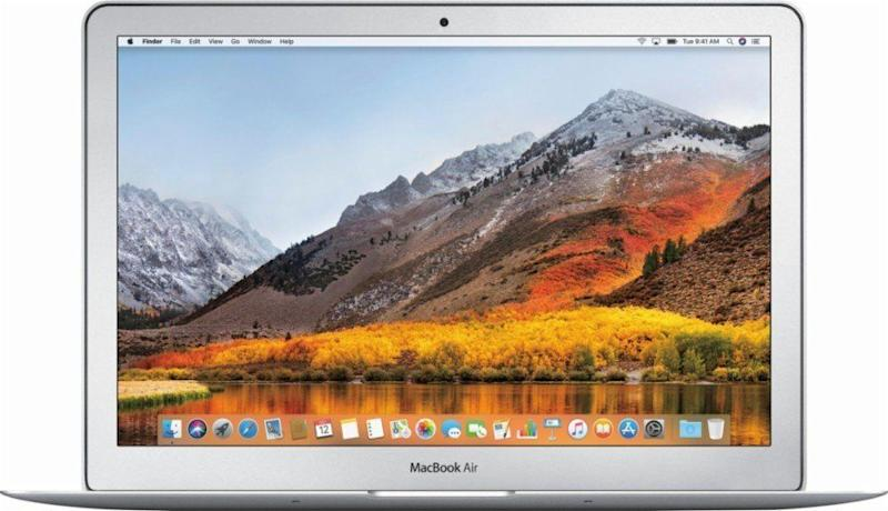 "Regularly: $999.99<br /><a href=""https://www.bestbuy.com/site/apple-macbook-air-13-3-display-intel-core-i5-8gb-memory-128gb-flash-storage-latest-model-silver/5465502.p?ref=8459201&loc=0&acampID=0&skuId=5465502"" target=""_blank""><strong>Black Friday: $799.99</strong></a> (Best Buy)"