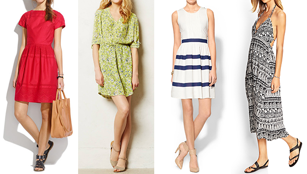 Spring dresses you'll wear all the time