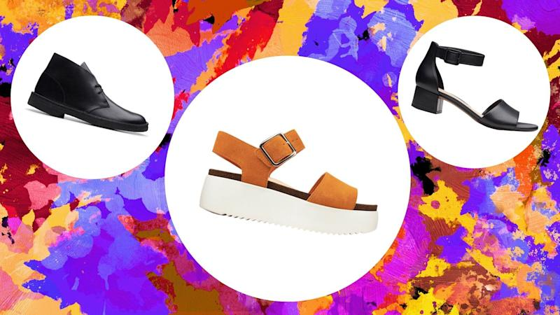 Save up to 55% on these stylish, supportive picks for both women and men.