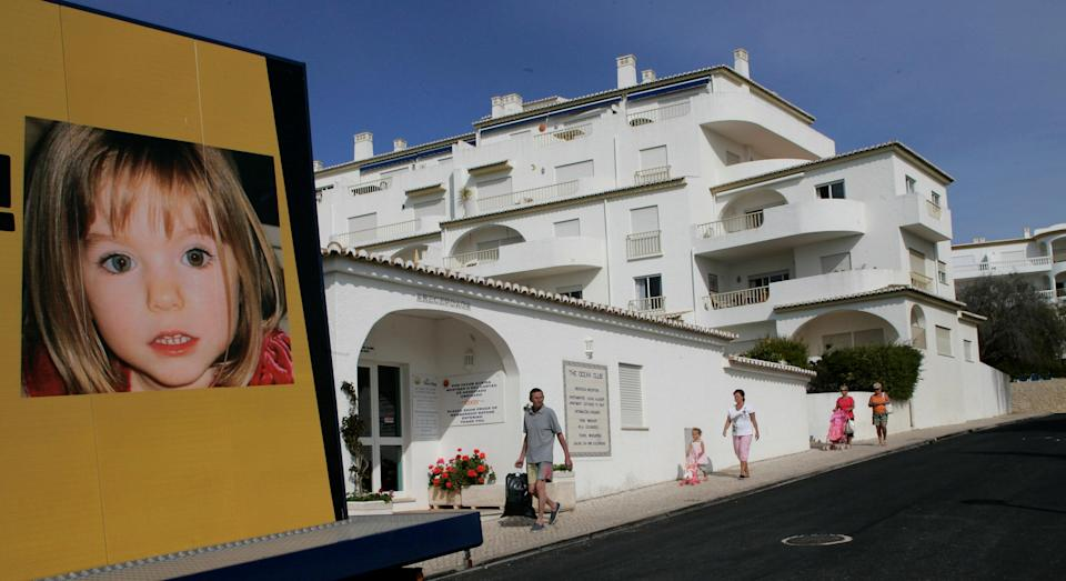 <em>Search – police have asked for more funding to carry on searching for missing Madeleine McCann (Picture: Reuters)</em>
