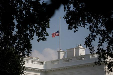 Why Aren't All State Flags Flying At Half-Staff For Senator McCain?