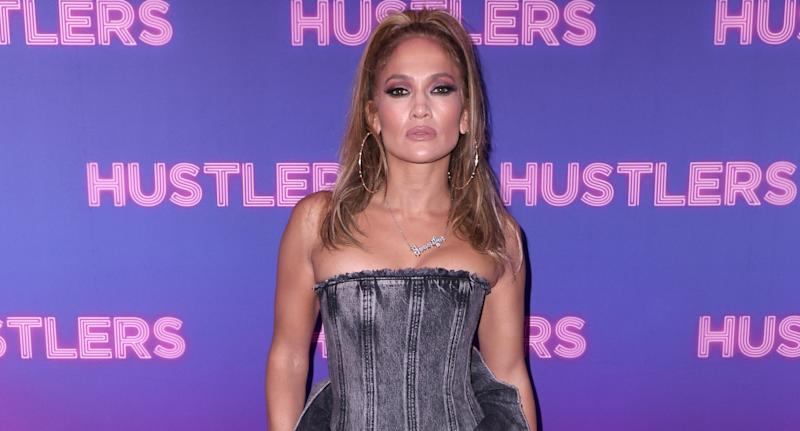 Jennifer Lopez (Foto: John Parra/Getty Images für STXfilms/Alexander Wang)