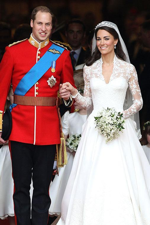 The Royal Marriages Act of 1772 banned the marriage of any royals to people without noble blood. Luckily, that no longer stands with the royal family able to marry whoever they choose. As long as the Queen gives her permission, that is. In fact, the Duchess of Cambridge was a commoner – as was Charles' wife Camilla.