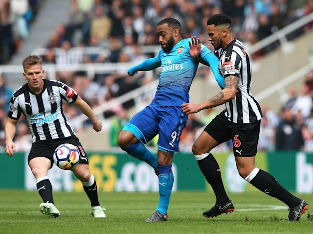 Newcastle United vs Arsenal LIVE: Premier League latest updates