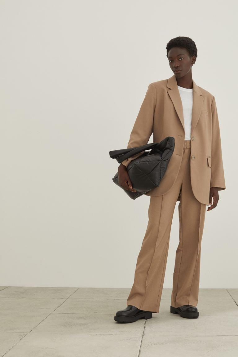 <p>Elevate your workwear collection with the <span>H&amp;M Pull-on Dress Pants</span> ($30). The chic brown shade is perfect for fall.</p>