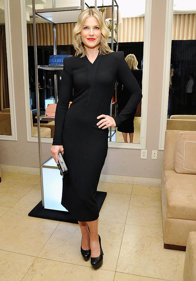 WEST HOLLYWOOD, CA - NOVEMBER 01:  Ali Larter attends a dinner celebrating the Devi Kroell Spring Summer 2013 Collection at Sunset Tower on November 1, 2012 in West Hollywood, California.  (Photo by John Sciulli/WireImage)
