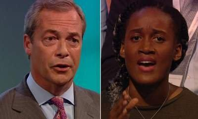 Farage Rejects Claims He Is 'Increasing Fear'