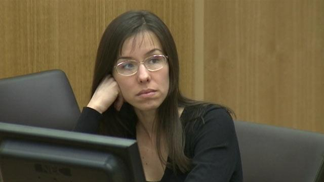 Jodi Arias Kissed New Beau Day After Killing Boyfriend