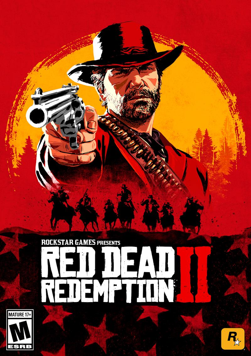 5e845048668 Red Dead Redemption 2 Achieves Entertainment s Biggest Opening Weekend of  All Time
